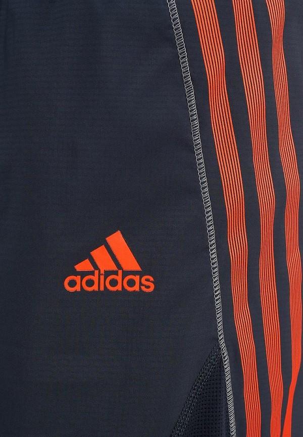 Мужские спортивные шорты Adidas Performance (Адидас Перфоманс) G78925: изображение 4