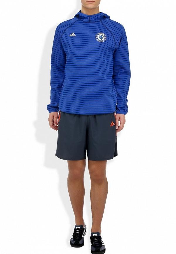 Мужские спортивные шорты Adidas Performance (Адидас Перфоманс) G78925: изображение 6