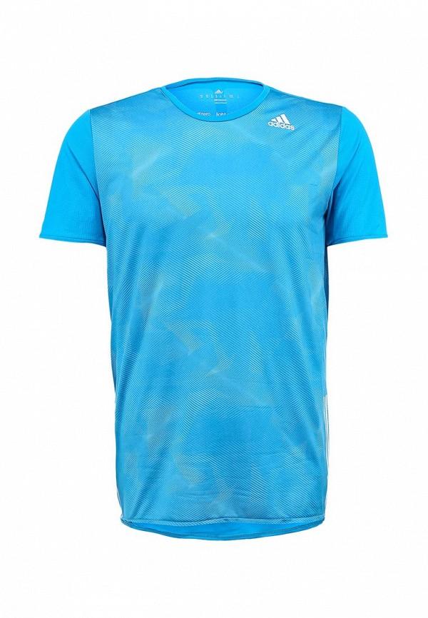 Спортивная футболка Adidas Performance (Адидас Перфоманс) F82647: изображение 1