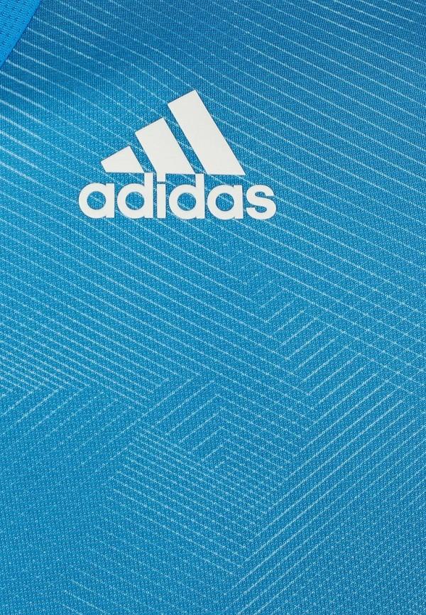 Спортивная футболка Adidas Performance (Адидас Перфоманс) F82647: изображение 4