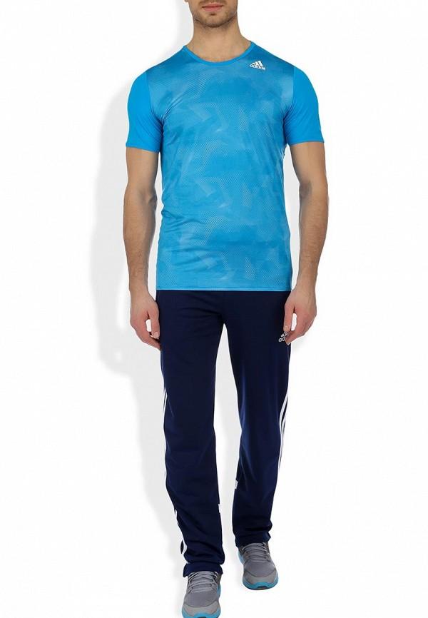 Спортивная футболка Adidas Performance (Адидас Перфоманс) F82647: изображение 6