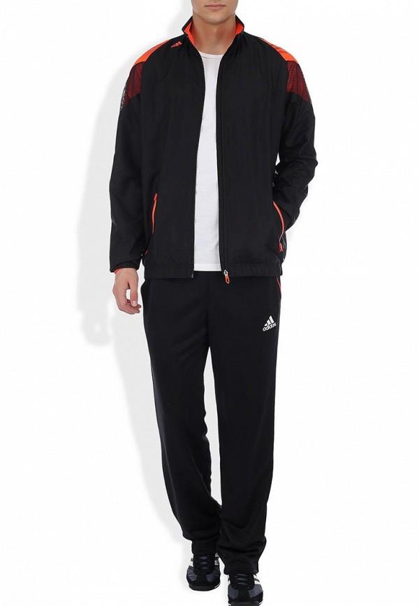 Мужские спортивные брюки Adidas Performance (Адидас Перфоманс) G77735: изображение 6