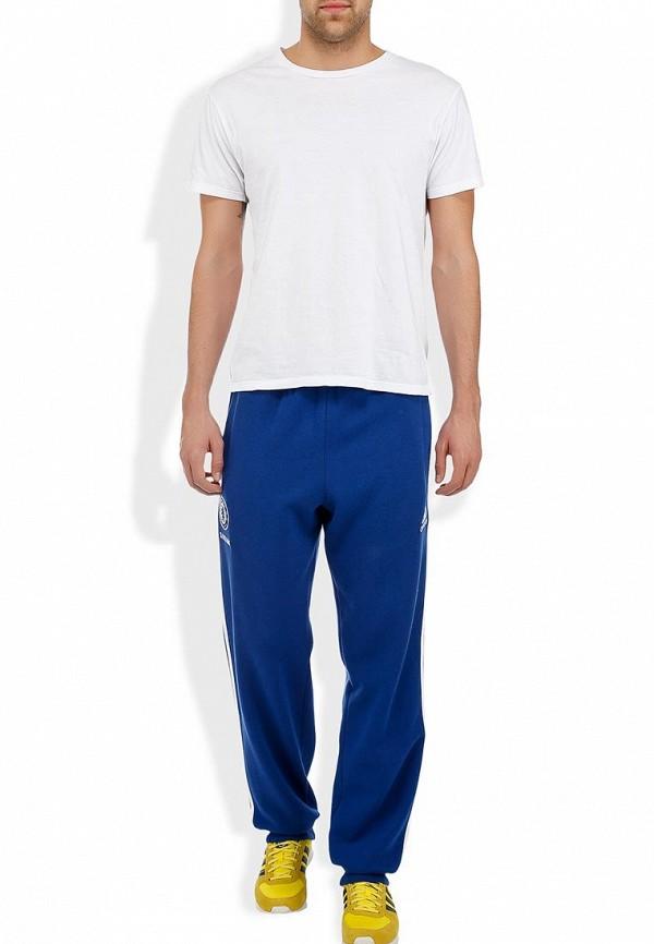 Мужские спортивные брюки Adidas Performance (Адидас Перфоманс) G89797: изображение 6