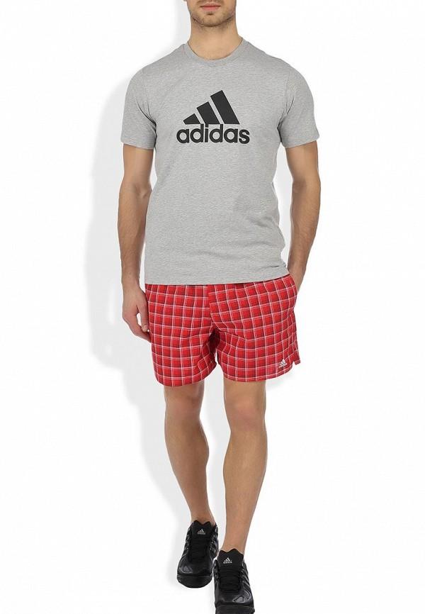 Мужские шорты для плавания Adidas Performance (Адидас Перфоманс) Z20881: изображение 3