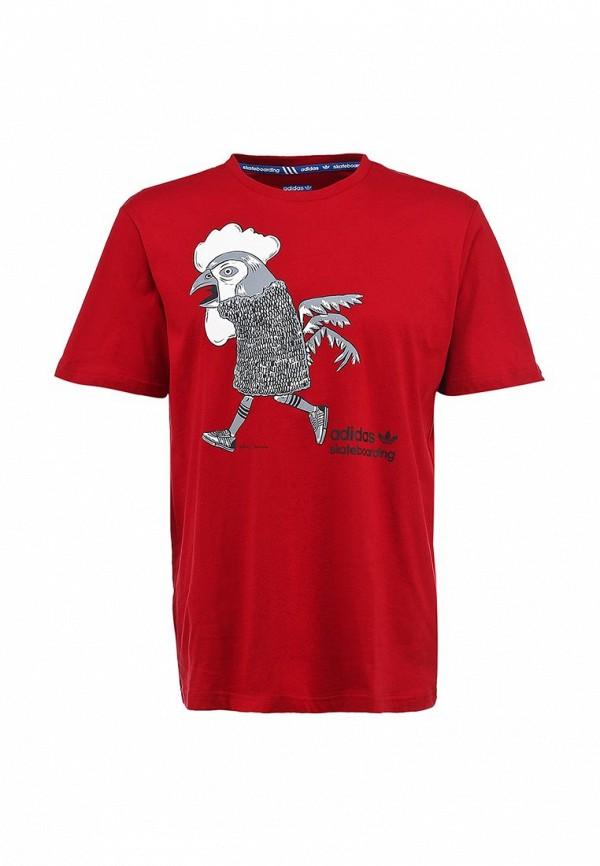 Спортивная футболка Adidas Originals (Адидас Ориджиналс) G85009: изображение 1