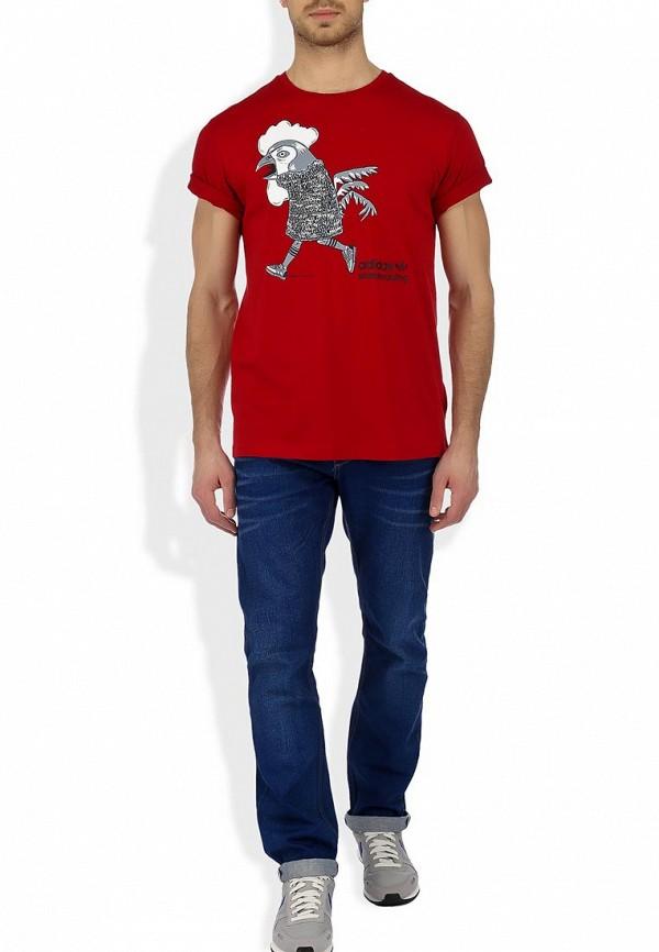 Спортивная футболка Adidas Originals (Адидас Ориджиналс) G85009: изображение 6