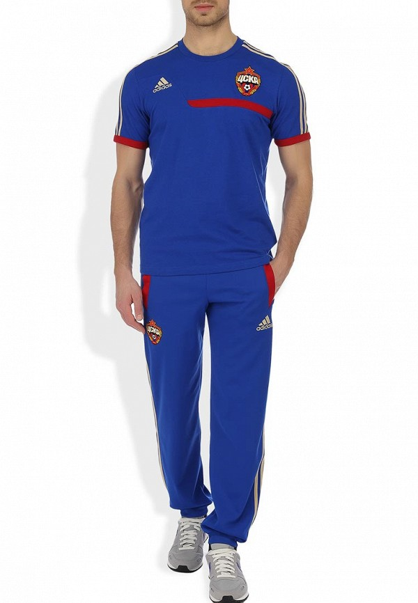 Мужские спортивные брюки Adidas Performance (Адидас Перфоманс) G73159: изображение 6