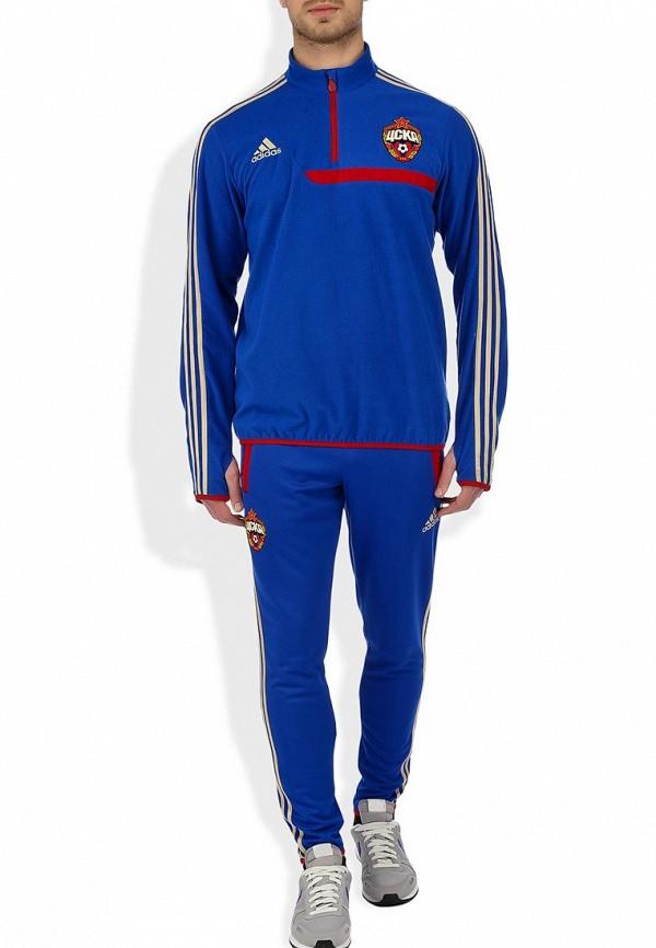 Мужские спортивные брюки Adidas Performance (Адидас Перфоманс) G73186: изображение 6
