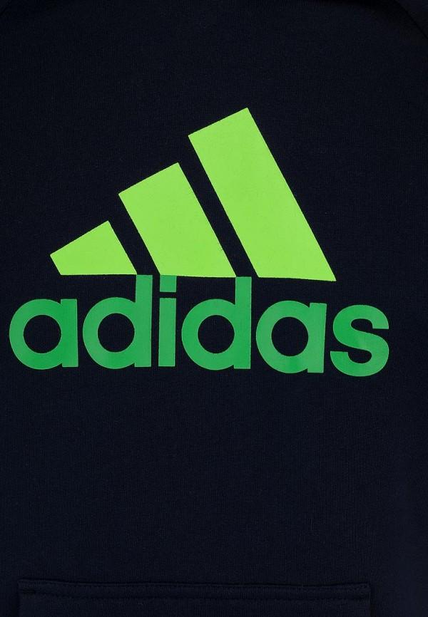 Мужские худи Adidas Performance (Адидас Перфоманс) G80954: изображение 2
