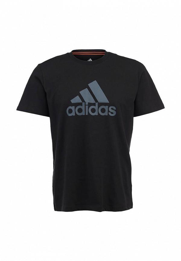 Футболка с коротким рукавом Adidas Performance (Адидас Перфоманс) X19256: изображение 1