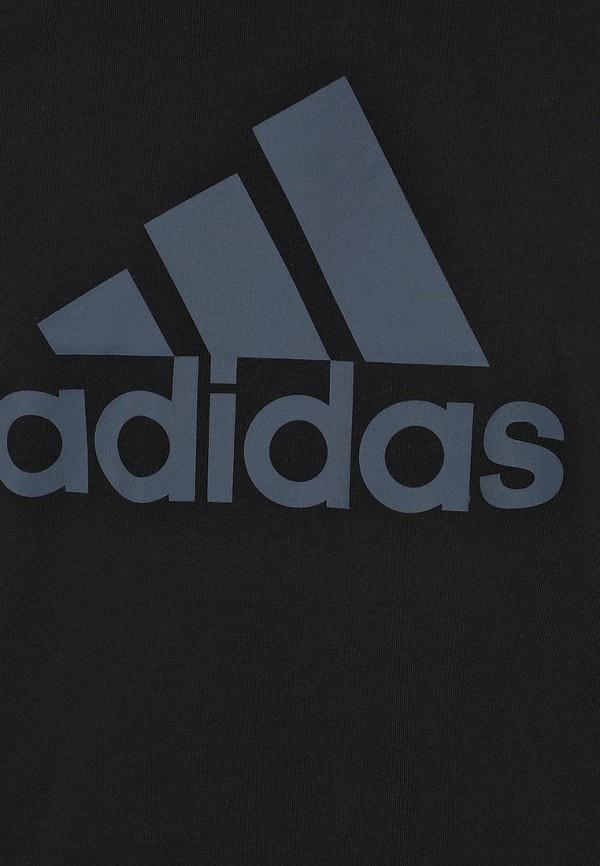 Футболка с коротким рукавом Adidas Performance (Адидас Перфоманс) X19256: изображение 4
