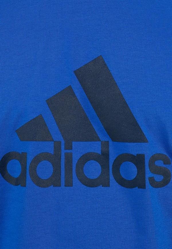 Спортивная футболка Adidas Performance (Адидас Перфоманс) G80950: изображение 4