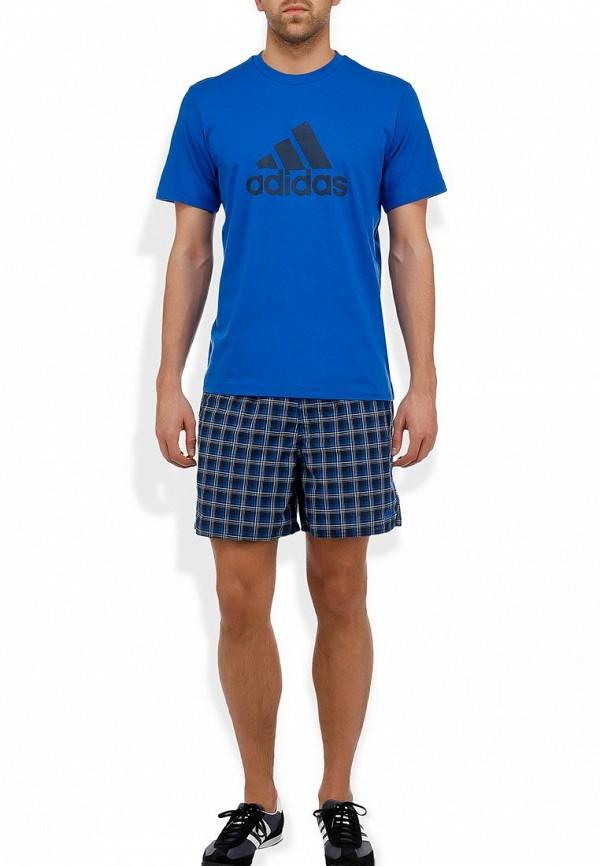 Спортивная футболка Adidas Performance (Адидас Перфоманс) G80950: изображение 6