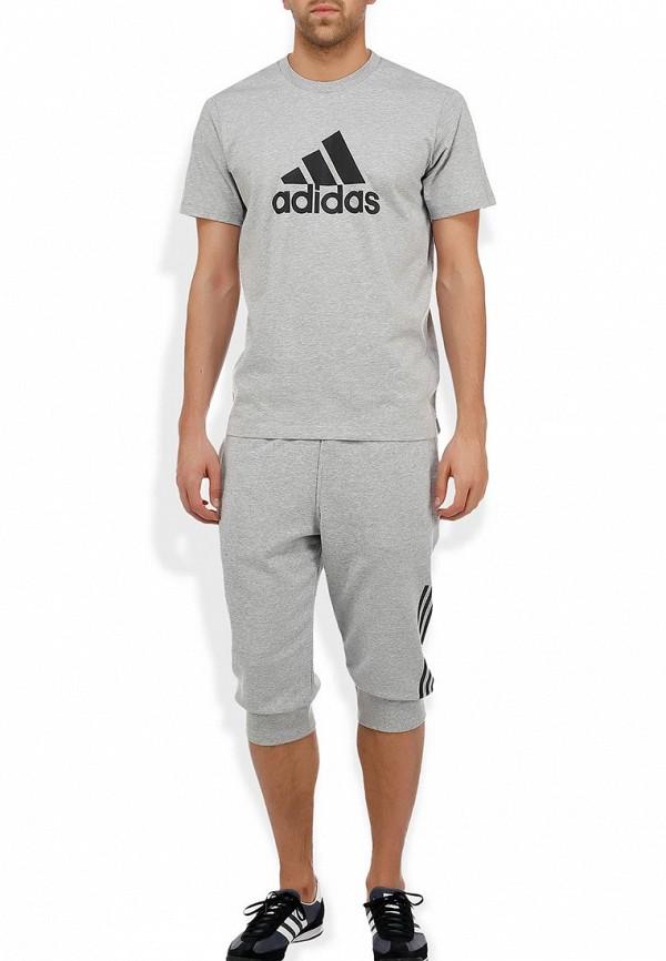 Спортивная футболка Adidas Performance (Адидас Перфоманс) X19259: изображение 7