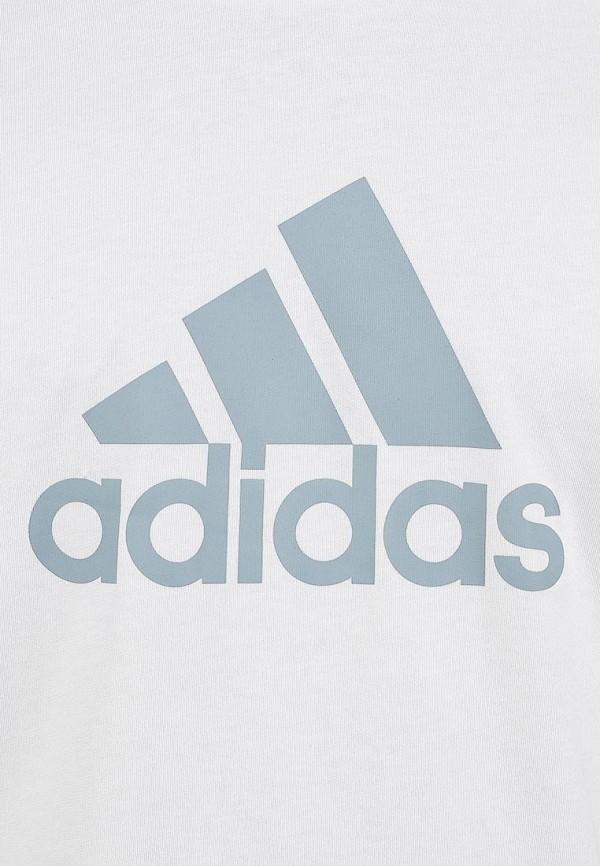 Спортивная футболка Adidas Performance (Адидас Перфоманс) X19257: изображение 5