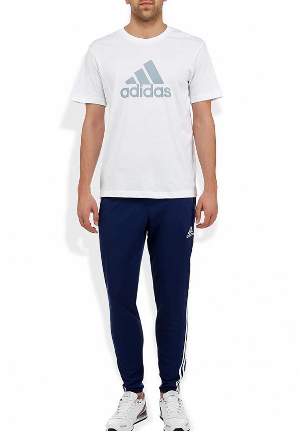 Спортивная футболка Adidas Performance (Адидас Перфоманс) X19257: изображение 7