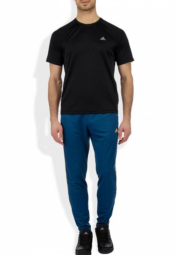 Мужские спортивные брюки Adidas Performance (Адидас Перфоманс) F83209: изображение 6