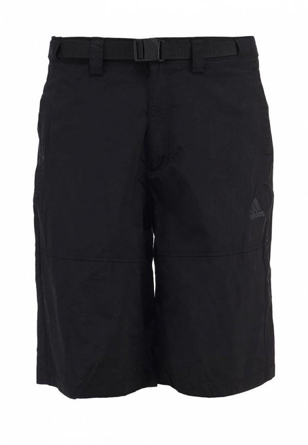 Мужские спортивные шорты Adidas Performance (Адидас Перфоманс) X12887: изображение 1