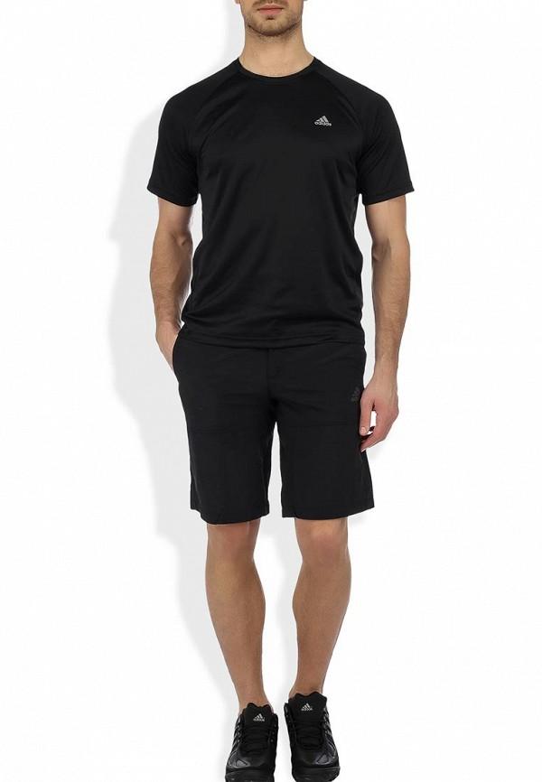 Мужские спортивные шорты Adidas Performance (Адидас Перфоманс) X12887: изображение 6