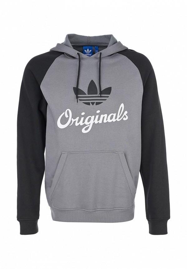 Флисовая толстовка Adidas Originals (Адидас Ориджиналс) G84738: изображение 1