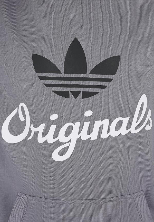 Флисовая толстовка Adidas Originals (Адидас Ориджиналс) G84738: изображение 2