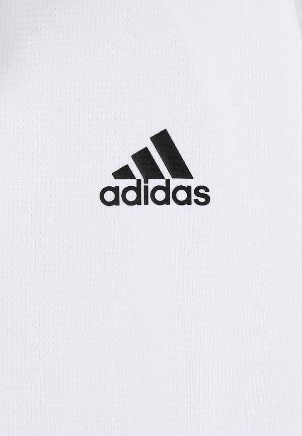 Мужские поло Adidas Performance (Адидас Перфоманс) G69317: изображение 4