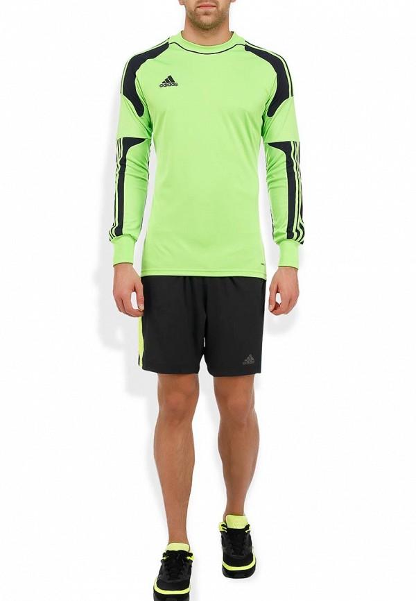 Мужские спортивные шорты Adidas Performance (Адидас Перфоманс) G87110: изображение 6