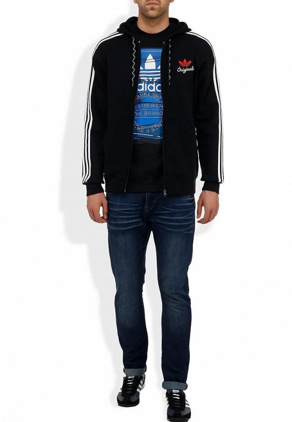 Толстовка Adidas Originals (Адидас Ориджиналс) G84778: изображение 6