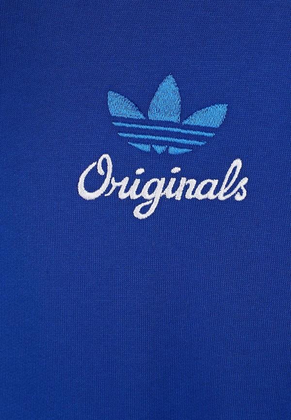 Толстовка Adidas Originals (Адидас Ориджиналс) G84777: изображение 4