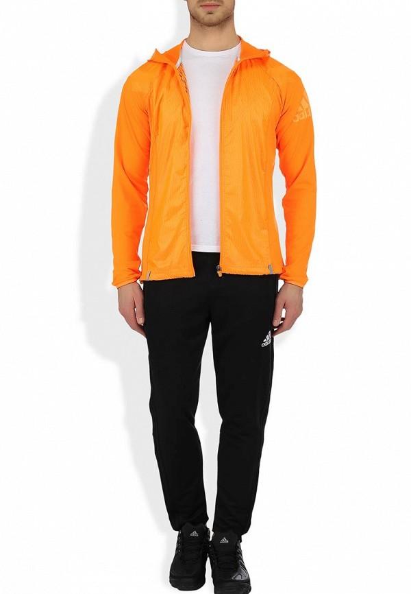 Джинсовая куртка Adidas Performance (Адидас Перфоманс) D86006: изображение 7