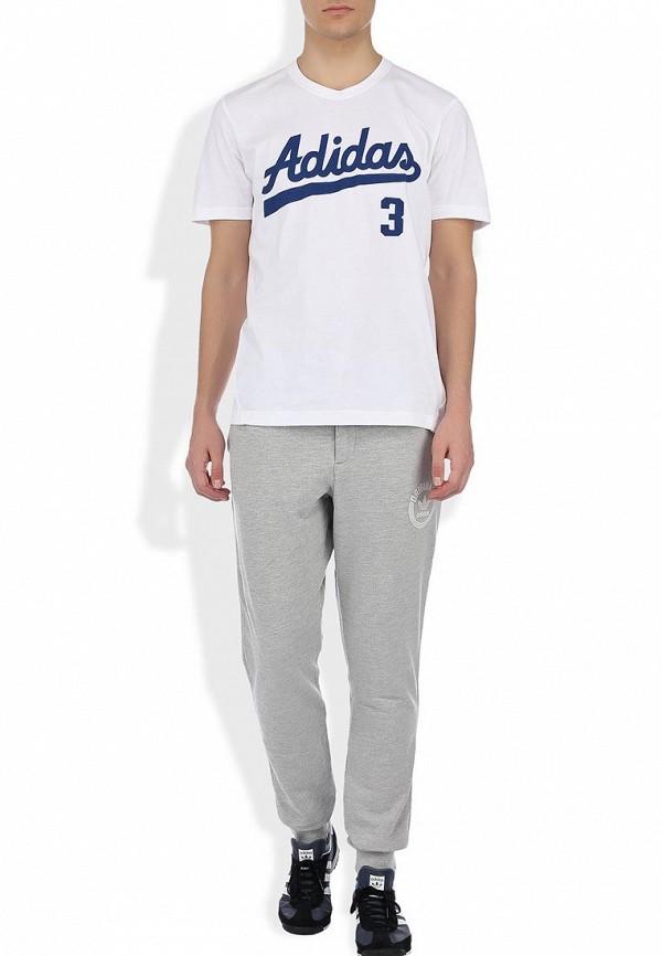 Мужские спортивные брюки Adidas Originals (Адидас Ориджиналс) X32494: изображение 7