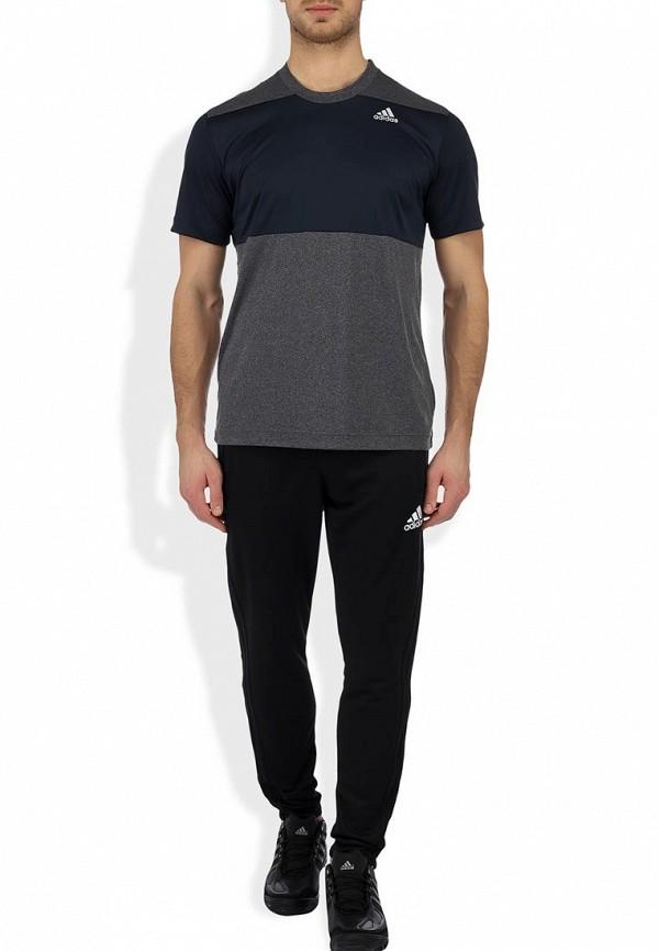 Мужские повседневные брюки Adidas Performance (Адидас Перфоманс) D83745: изображение 7