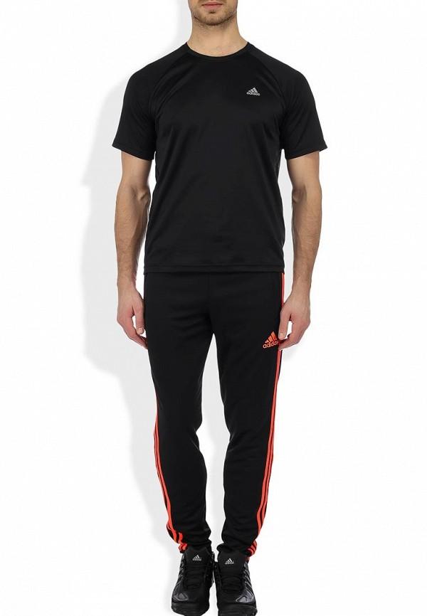 Мужские спортивные брюки Adidas Performance (Адидас Перфоманс) D83747: изображение 6