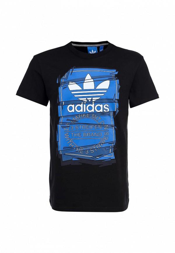 Спортивная футболка Adidas Originals (Адидас Ориджиналс) Z36499: изображение 1