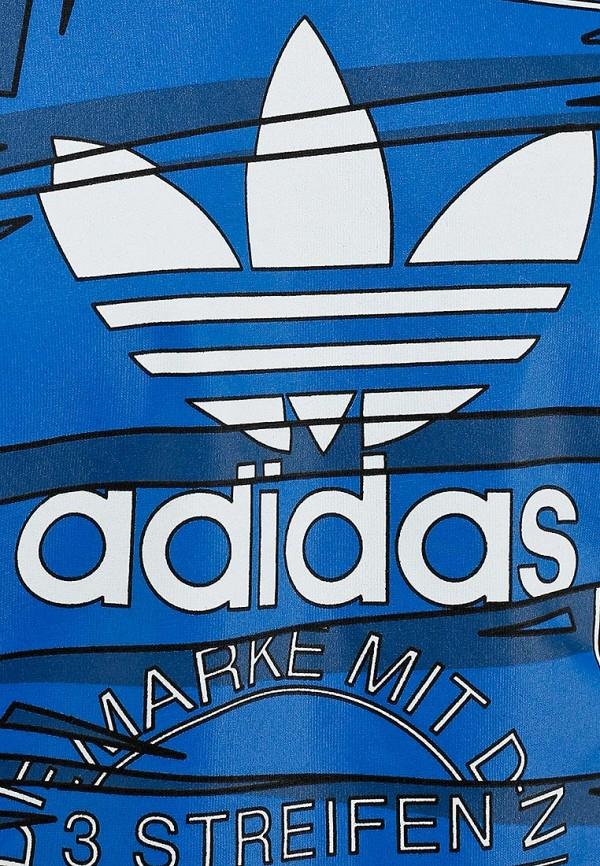 Спортивная футболка Adidas Originals (Адидас Ориджиналс) Z36499: изображение 4