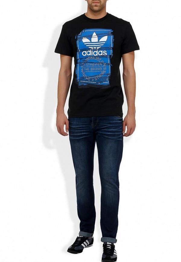 Спортивная футболка Adidas Originals (Адидас Ориджиналс) Z36499: изображение 6