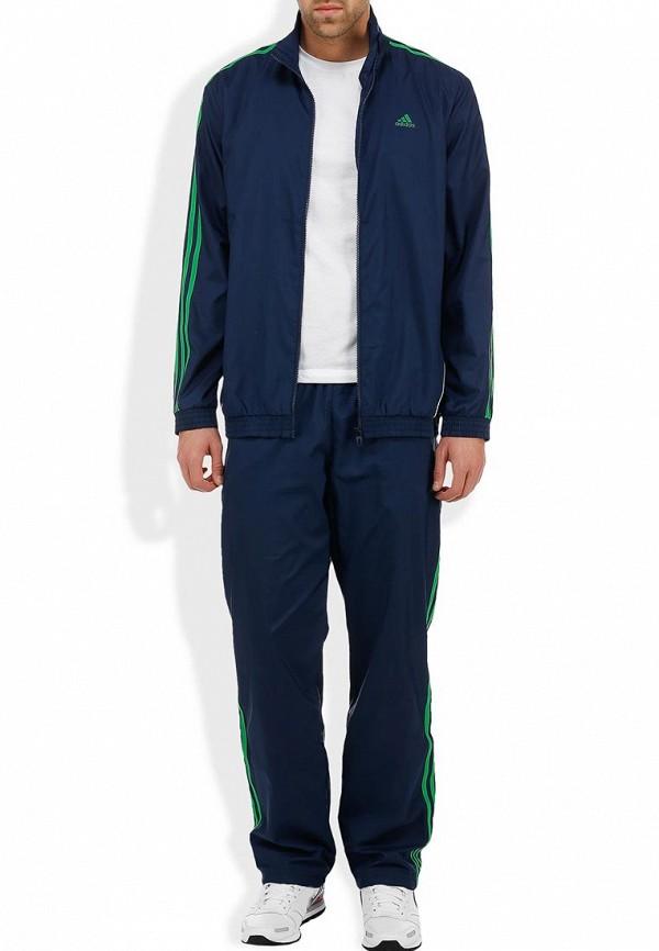 Спортивный костюм Adidas Performance (Адидас Перфоманс) G81055: изображение 3