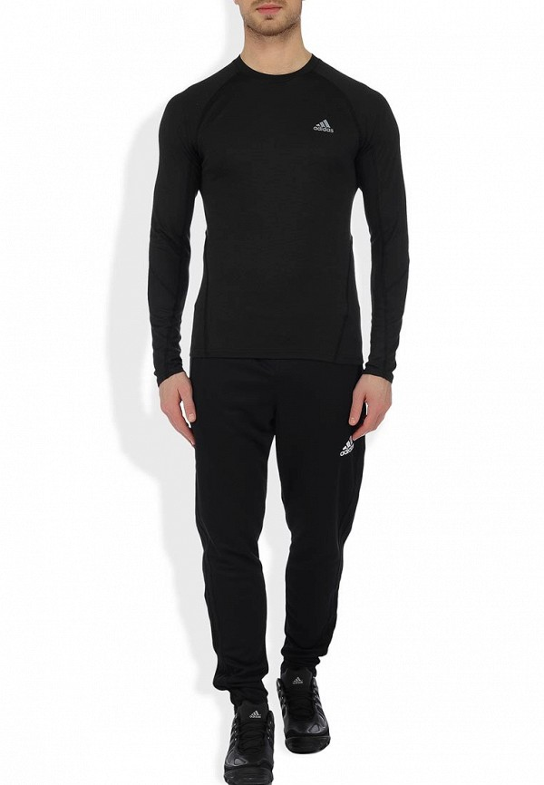 Футболка с длинным рукавом Adidas Performance (Адидас Перфоманс) G88385: изображение 6