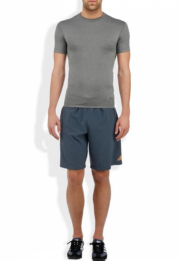 Мужские спортивные шорты Adidas Performance (Адидас Перфоманс) F82936: изображение 6