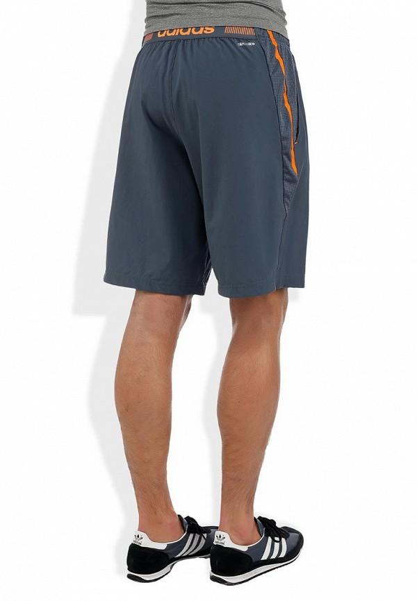 Мужские спортивные шорты Adidas Performance (Адидас Перфоманс) F82936: изображение 8