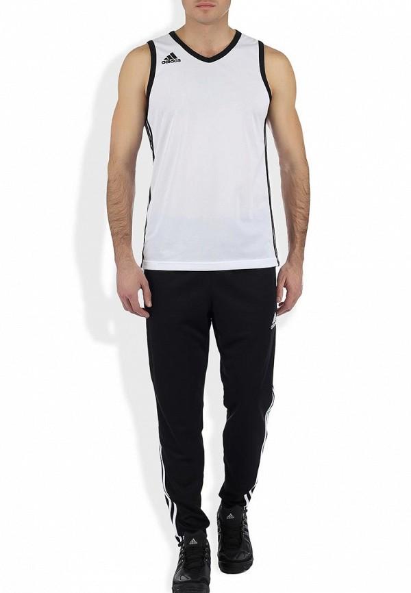 Мужские спортивные брюки Adidas Performance (Адидас Перфоманс) W55843: изображение 6