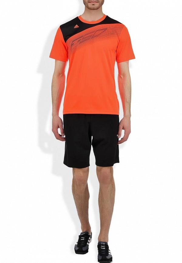 Спортивная футболка Adidas Performance (Адидас Перфоманс) G73967: изображение 5