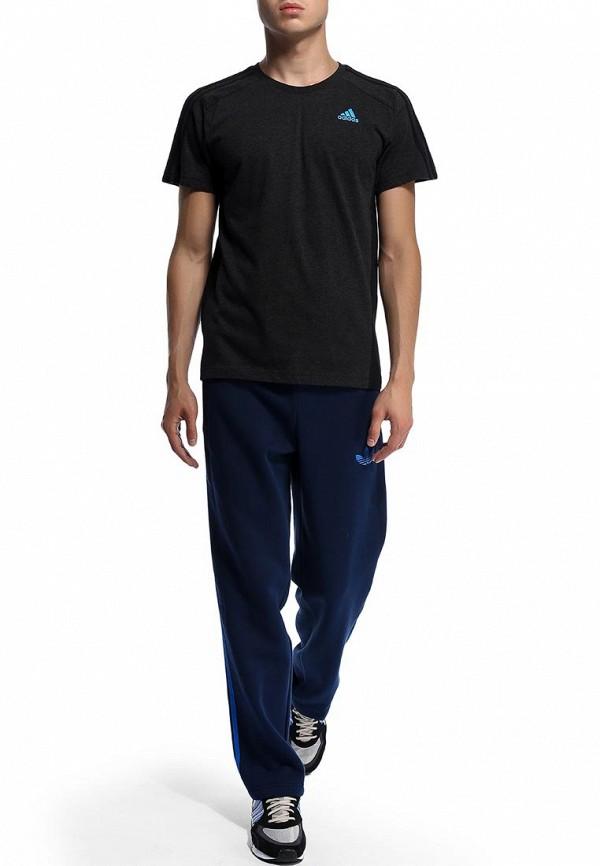 Спортивная футболка Adidas Performance (Адидас Перфоманс) M67358: изображение 5