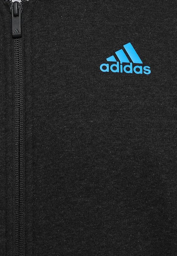 Толстовка Adidas Performance (Адидас Перфоманс) M67360: изображение 4