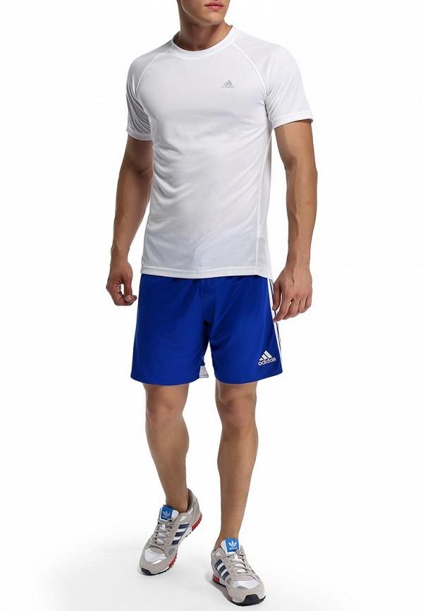 Мужские спортивные шорты Adidas Performance (Адидас Перфоманс) F50567: изображение 6