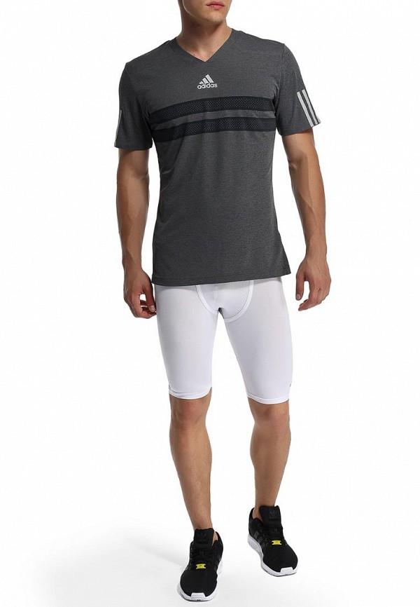 Мужские спортивные шорты Adidas Performance (Адидас Перфоманс) D81311: изображение 5