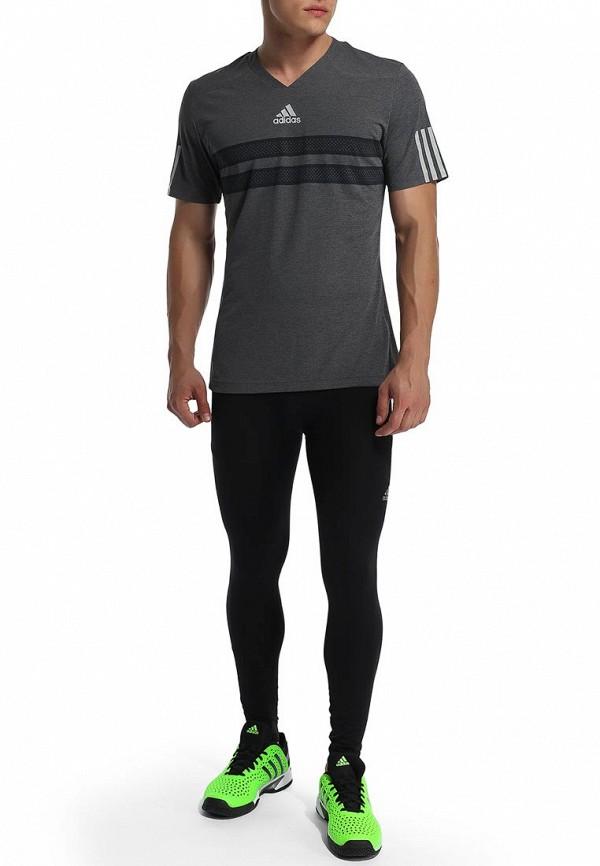 Мужские спортивные брюки Adidas Performance (Адидас Перфоманс) D82122: изображение 6
