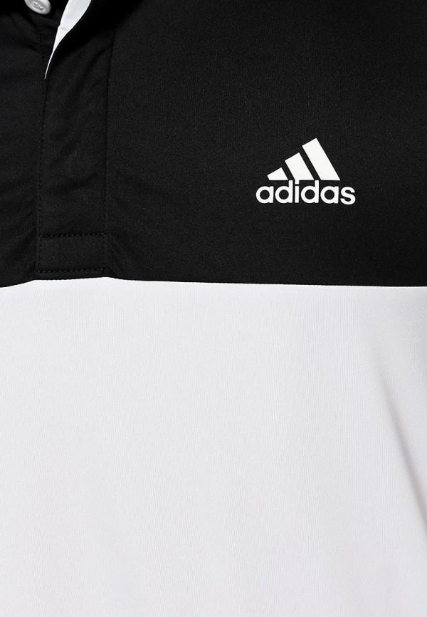 Спортивная футболка Adidas Performance (Адидас Перфоманс) D84566: изображение 3
