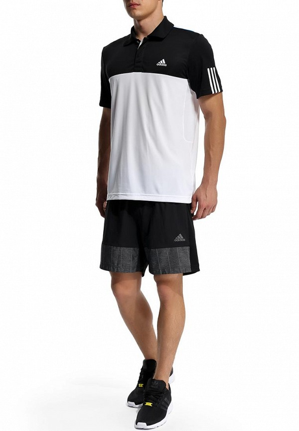 Спортивная футболка Adidas Performance (Адидас Перфоманс) D84566: изображение 5