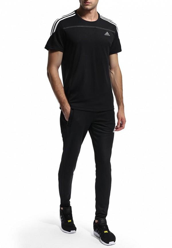 Спортивная футболка Adidas Performance (Адидас Перфоманс) D85701: изображение 5